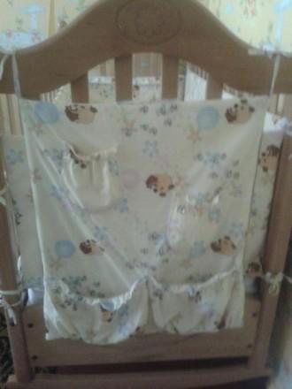 Защита для кроватки. Херсон. фото 1