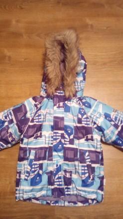 Комплект Huppa,куртка+полукомбинезон. Канев. фото 1