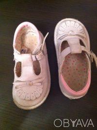 Продам детские туфельки на девочку размер 8 (25,5) фирмы Mothercare. Б/у в отлич. Дніпро, Дніпропетровська область. фото 2
