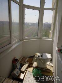 ЖК Фаворит, 9 этаж, вид на ипподром. Общая 40,9 м2. Кухня - студия и спальня. П. Средний Фонтан, Одесса, Одесская область. фото 11