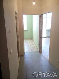 ЖК Фаворит, 9 этаж, вид на ипподром. Общая 40,9 м2. Кухня - студия и спальня. П. Средний Фонтан, Одесса, Одесская область. фото 9