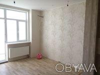 ЖК Фаворит, 9 этаж, вид на ипподром. Общая 40,9 м2. Кухня - студия и спальня. П. Средний Фонтан, Одесса, Одесская область. фото 4