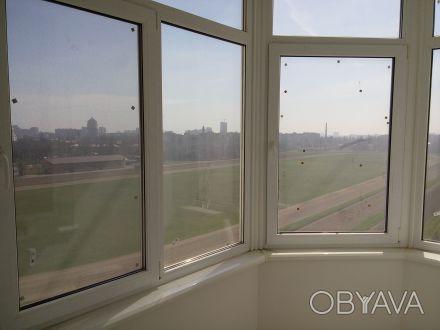 ЖК Фаворит, 9 этаж, вид на ипподром. Общая 40,9 м2. Кухня - студия и спальня. П. Средний Фонтан, Одесса, Одесская область. фото 1