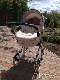 Продам детскую коляску BEBECAR 2в1. (Португалия). Одесса. фото 1