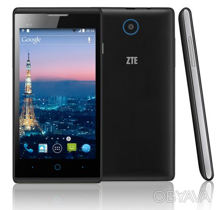 ZTE V5 RED BULL - это классический смартфон со строгим стилем и поддержкой 2-х S. Кривий Ріг, Дніпропетровська область. фото 1