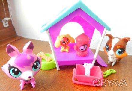 """ИГРУШКИ """"Littlest Pet Shop"""" от Hasbro   Производитель: HASBRO оригинал  Доп.. Одесса, Одесская область. фото 1"""