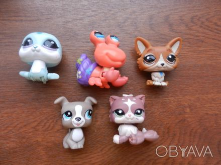 """ИГРУШКИ """"Littlest Pet Shop"""" от Hasbro  Производитель: HASBRO оригинал Цена за . Одесса, Одесская область. фото 1"""