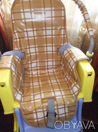 Отличный стульчик,удобный. Выполнен из легкого металла и очень крепкого пластик. Днепр, Днепропетровская область. фото 8