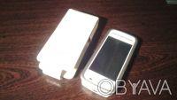 Универсальный кожаный чехол для мобильного телефона.. Кривой Рог. фото 1
