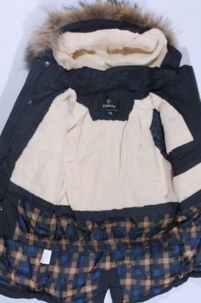 Куртка-парка! Стильная,модная куртка для мальчиков!Сезон-зима. Куртка-длинная,сз. Кривой Рог, Днепропетровская область. фото 3