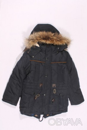 Куртка-парка! Стильная,модная куртка для мальчиков!Сезон-зима. Куртка-длинная,сз. Кривой Рог, Днепропетровская область. фото 1