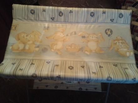 Пеленальный столик. Кропивницкий. фото 1