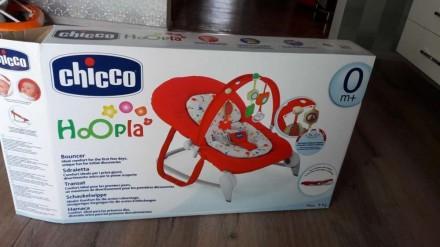 Кресло-качалка chicco. Прилуки. фото 1