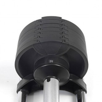 Stein Home Dumbbells 2-20 kg Домашняя гантель с переменным весом с переменным в. Васильков, Киевская область. фото 5