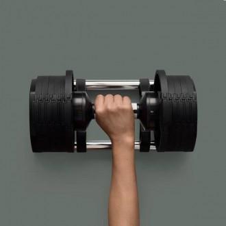 Stein Home Dumbbells 2-20 kg Домашняя гантель с переменным весом с переменным в. Васильков, Киевская область. фото 2