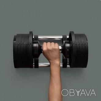 Stein Home Dumbbells 2-20 kg Домашняя гантель с переменным весом с переменным в. Васильков, Киевская область. фото 1