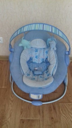 Кресло-качалка Comfort Deluxe. Каменское. фото 1
