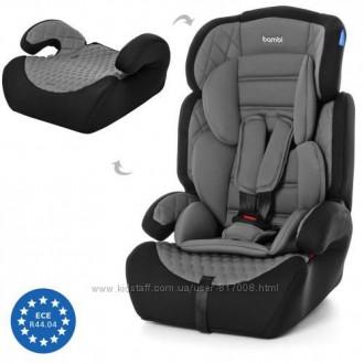 Бемби 3546 автокресло от 9меся-до 12лет детское автомобильное кресло Bembi. Хмельницкий. фото 1