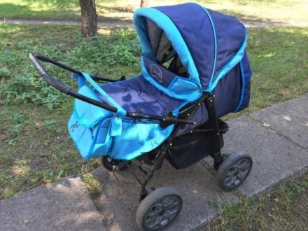 Продам коляску-трансформер Viki+ в подарок муфта и игрушка. Черкассы. фото 1