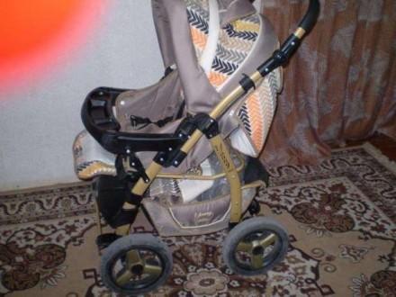 Продам коляску - трансформер Adamex Young. Сумы. фото 1
