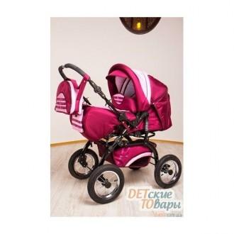 Продам детскую коляску трансформер. Славянск. фото 1