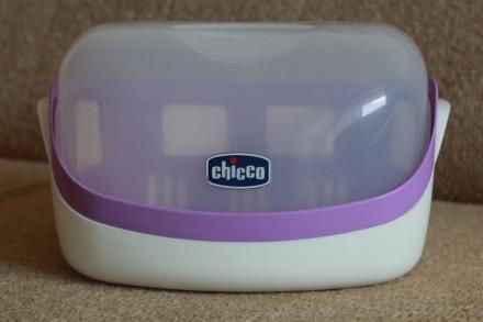 Стерилизатор Chicco для микроволновой печи. Измаил. фото 1