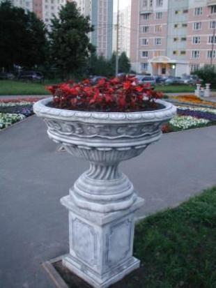 Вазон садовый уличный - идеально для дачи, сада и частного дома. Харьков. фото 1