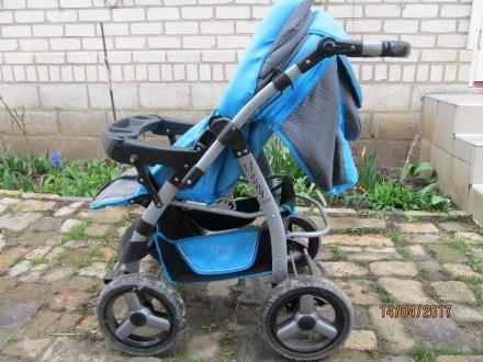Продам коляску-трансформер Adamex Young. Краматорск. фото 1