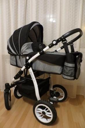 Продам детскую универсальную коляску-трансформер DPG Moolty 8ca179544c756