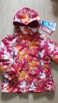 Продам демисезонную курточку Lenne 104р. +6 см. Подкладка флис. Очень удобная и . Чернигов, Черниговская область. фото 2