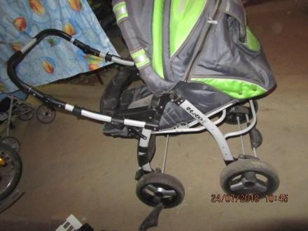 Продам коляску трансформер. Бурынь. фото 1