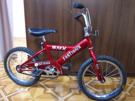 Детский велосипед  BMX FASTTRECK. Киев. фото 1