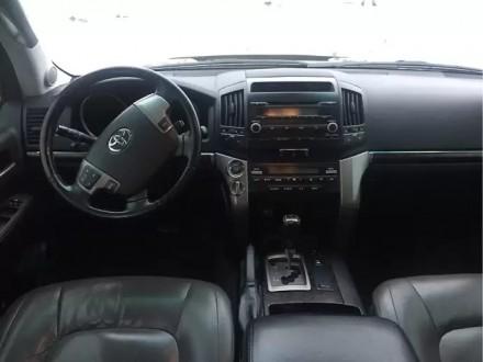 Toyota Land Cruiser 200  Отличное состояние.Полностью вся обслужена, пробег род. Киев, Киевская область. фото 9