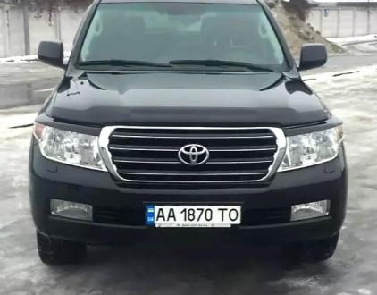 Toyota Land Cruiser 200  Отличное состояние.Полностью вся обслужена, пробег род. Киев, Киевская область. фото 3