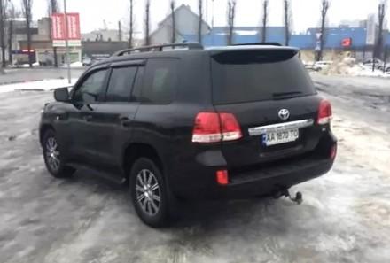 Toyota Land Cruiser 200  Отличное состояние.Полностью вся обслужена, пробег род. Киев, Киевская область. фото 7