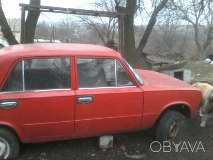 Машина не на ходу,требует сбора.В придачу двигатель 1,5,задний мост в отличном с. Запорожье, Запорожская область. фото 1