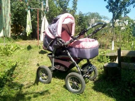 Детская коляска трансформер. Ирпень. фото 1