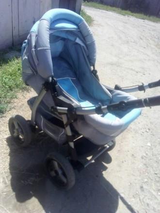 Продам коляску Adamex Patrol трансформер в отличном состоянии.. Килия. фото 1