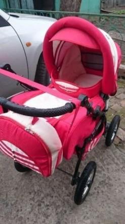 Продам детскую коляску-трансформер Trans Baby Rover. Конотоп. фото 1