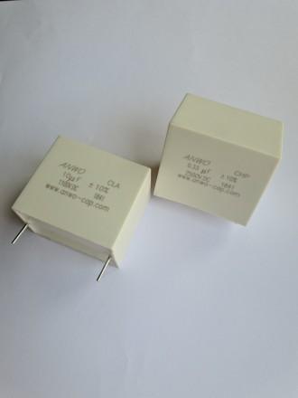 Конденсатор CLA 10mF-1100V. Мелитополь. фото 1