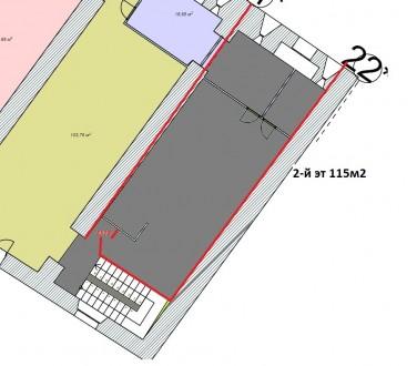 Предлагаем в аренду  офисное  помещение 115м2, 2 -й этаж, в бизнес-центре «Башня. Печерск, Киев, Киевская область. фото 7