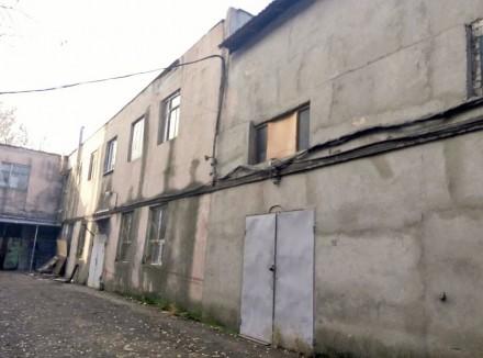 Помещения под склад или производство. Одесса. фото 1