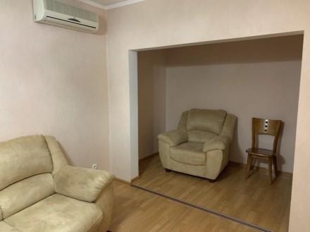 Долгосрочная аренда 2к квартиры на Песках. Запорожье. фото 1