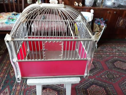 Продам клетку для птичек. Днепр. фото 1