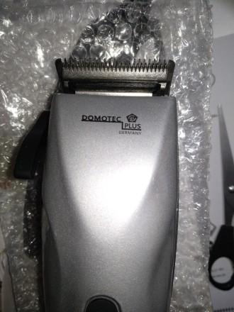Машинка для стрижки волос Domotec DT-4601 (25W) + ножницы, расческа  Универсал. Харьков, Харьковская область. фото 6