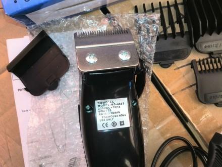 Машинка для стрижки волос Domotec MS-4602  Универсальная машинка для стрижки D. Харьков, Харьковская область. фото 7