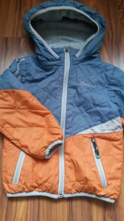 Куртка двухсторонняя детская. Одесса. фото 1