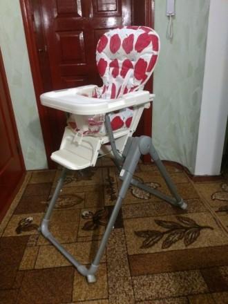 Стілець для годування Geoby Y9200 / стульчик для кормления. Нетешин. фото 1