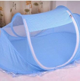 Портативная кроватка , манеж, москитная сетка. Херсон. фото 1