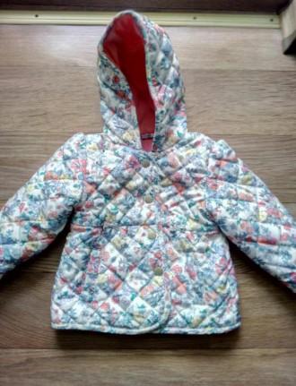 Куртка для девочки весна- осень. Славянск. фото 1